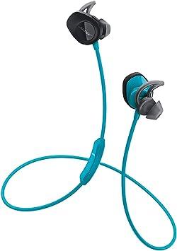 Oferta amazon: Bose SoundSport - Auriculares inalámbricos (Bluetooth, NFC, micrófono), color azul