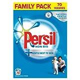 Persil Non Bio Washing Powder 70 Wash, 4.9 kg
