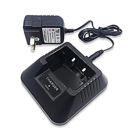 Amazon.com: CH-5 Cargador de batería adaptador de CA ...