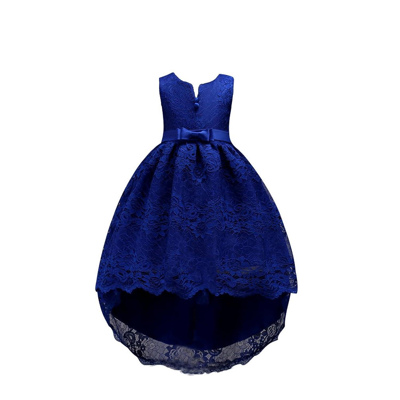 NiSeng Niseng Mädchen Kostüm Festlich Kleid Party Kleid Geburtstag ...