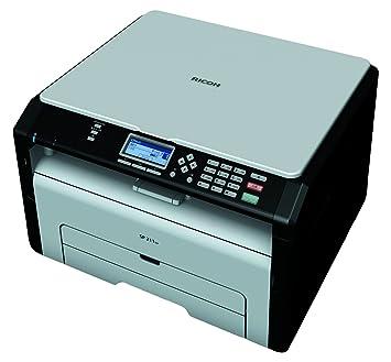 Ricoh SP211SU - Impresora multifunción láser Monocromo: Amazon.es ...