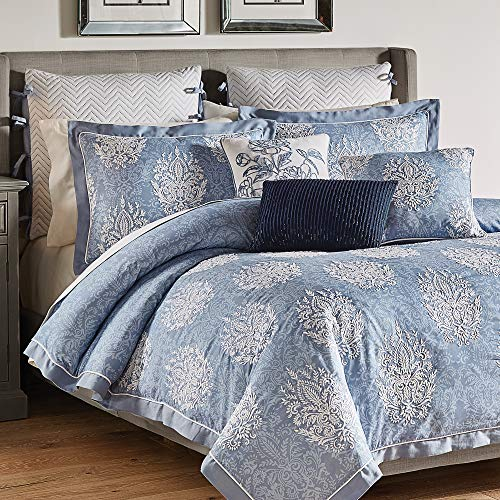 Croscill Zoelle Comforter Set Blue