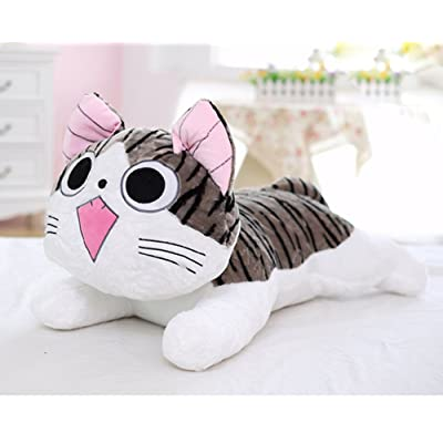 Super Cute Chi's Sweet Home Cat Plush Waist Pillow Plush Toy Doll 40cm (02): Kitchen & Dining