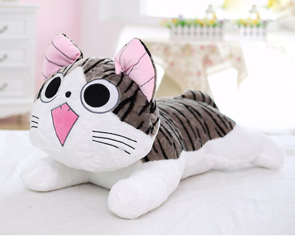 Super Cute Chi's Sweet Home Cat Plush Waist Pillow Plush Toy Doll 40cm (02)