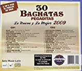 30 Bachatas Pegaditas. Lo Nuevo Y Lo Mejor 2009