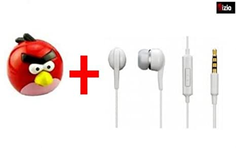 7462be61c0 Vizio Combo Angry Bird MP3 Player and Earphone: Amazon.in: Electronics
