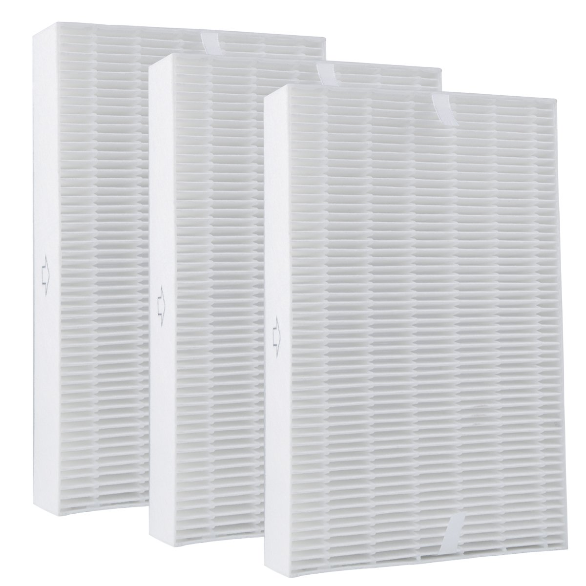 I clean Replacement Filters for Honeywell HPA300 Air Purifier, 3 Packs R3 Hepa Filters for Honeywell HEPA R Filter (HRF-R3),HPA090, HPA100, HPA200