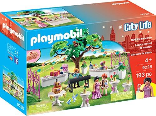 PLAYMOBIL® Wedding Reception Building - Playmobil Favors