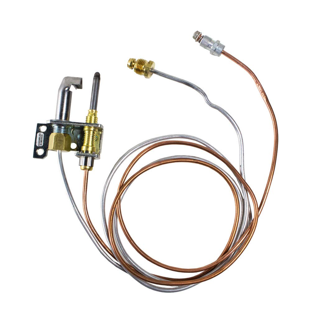 Hearth Products Controls Robertshaw Safety Pilot Assembly (102-36), 36-Inch Leads, Natural Gas by Hearth Products Controls