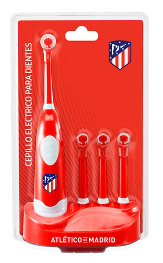 Amazon.com: Seva Import at. Madrid Brush Teeth, White, S: Sports & Outdoors