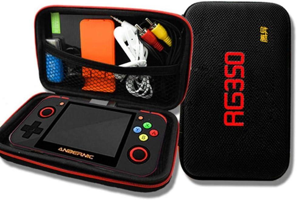 WUYANSE Sac de Rangement pour Sac de Rangement pour Console de Jeux pour RG350 5,91 3,54 1,38 Pouces