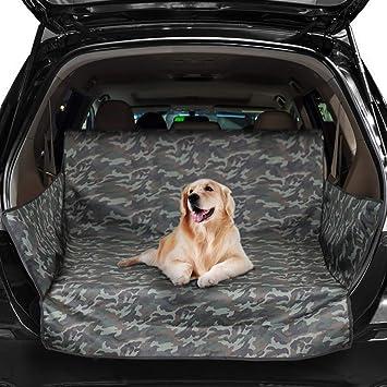 FREESOO Boot Liner Protector Pet Dog Cat Cover Waterproof-Gray