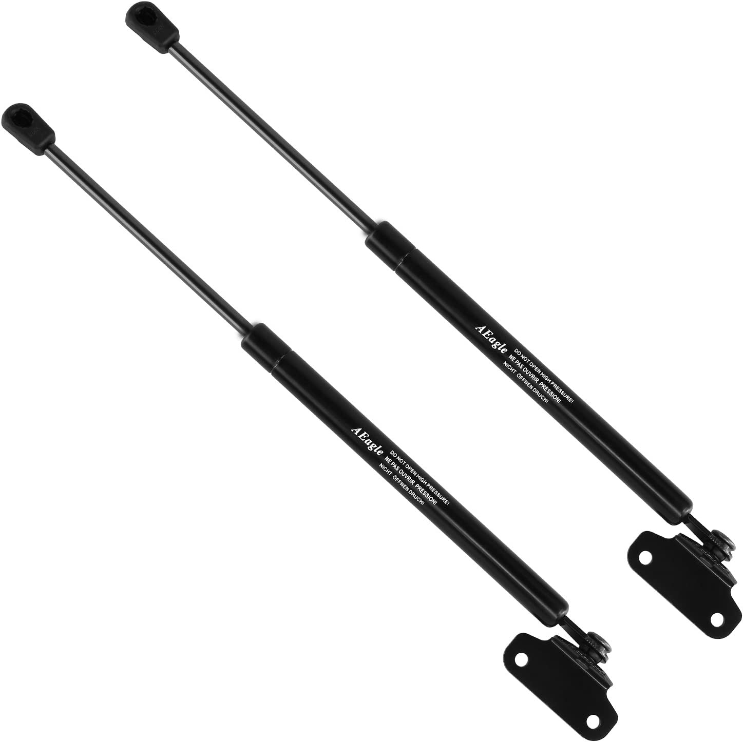 Lift Supports,ECCPP Front Hood Lift Support Struts Gas Springs Shocks for 2003-2007 Honda Accord Compatible with 4157 Set of 2