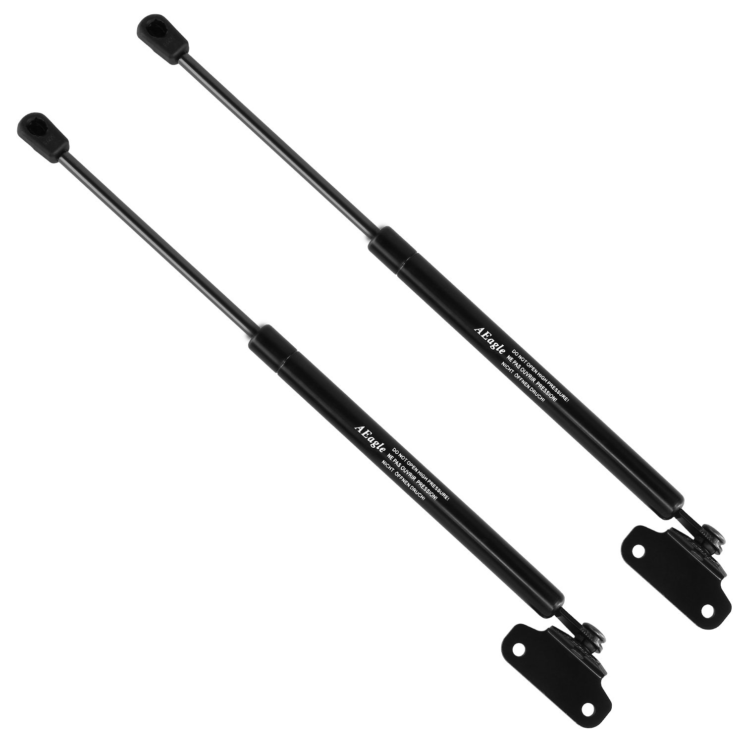 Hood Lift Supports Struts Shock For 2003-2007 Honda Accord Pack of 2