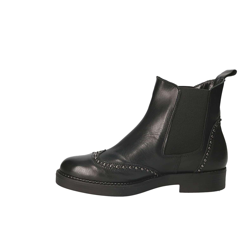 GRACE Stiefeletten Schuhe 11201A Stiefeletten GRACE Frauen Schwarz be0c0e