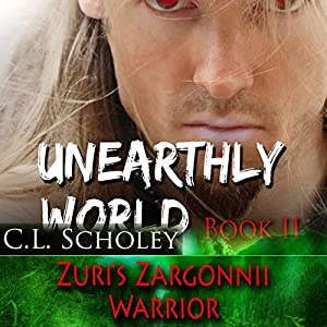 Zuri's Zargonnii Warrior Audiobook
