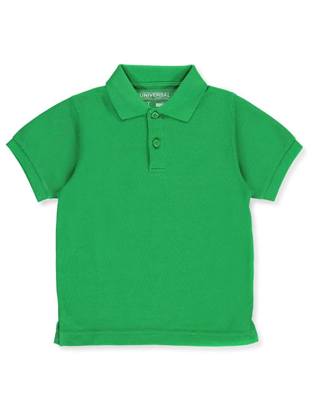 Universal School Uniform Baby Boys Short Sleeve Pique Polo Kelly Green Size 4T Staniu838aKGR4T
