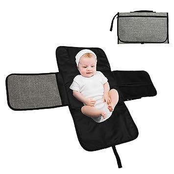 Amazon.com: Juzanl - Cambiador de pañales portátil para bebé ...