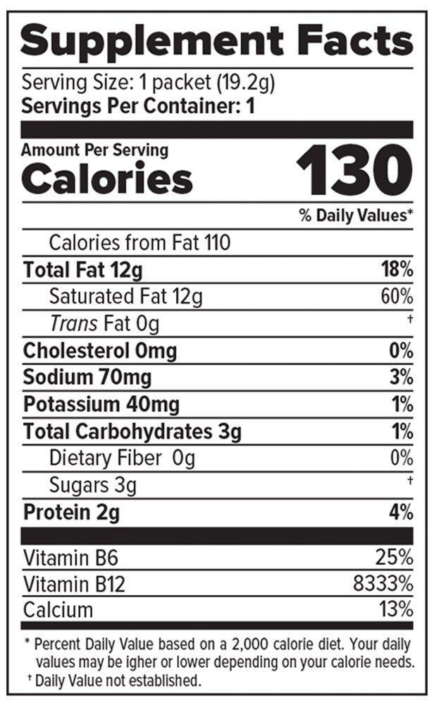 KETO//Kreme Ketone Healthy Coffee Creamer, Burns Fat and Promote Weight Loss, Provides Mental Energy Boost, Suppress Food Cravings,7 Sachets