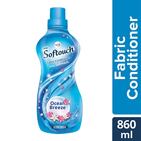 Softouch Fabric Conditioner Ocean Breeze 860 ml