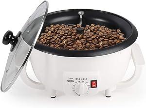 Coffee Roaster,Coffee Bean Roaster Machine Electric Coffee Roaster Machine for Home Use 110V Household Peanut Nuts Home Coffee Roaster Roasting Machine