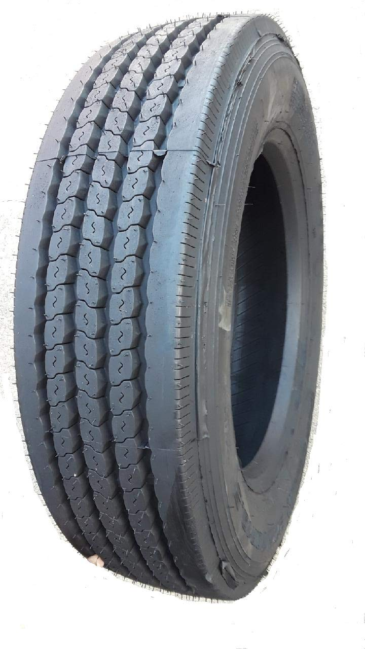 (1-TIRE) 225/70R19.5 ROAD WARRIOR # BS623 STEER ALL POSITIONS TIRES 14 PLY HEAVY DUTY 22570195