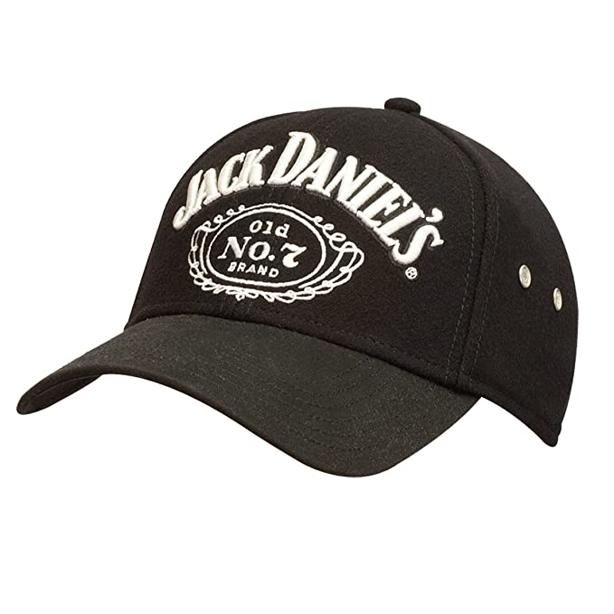 a93cdd8eae7 Jack Daniels Black and White Old No. One Brand Cap (S M) at Amazon ...