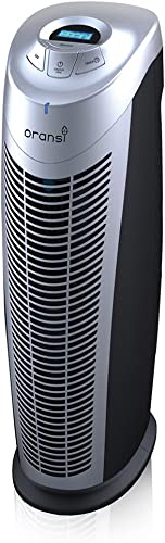 Oransi Finn HEPA UV Air Purifier with 2 Free Pre-Filters OVHT9908
