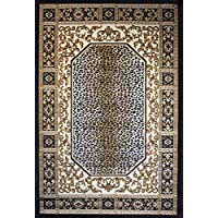 LEOPARD RUG PRINT MODERN AREA RUG NEW CARPET size options available (2X7 HALLWAY RUNNER, Nouv-14 leopard)