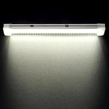 vente usa en ligne lisse original de premier ordre Amazon.fr : 5PCS LED Réglette Plafonnier Véhicule Veilleuse ...