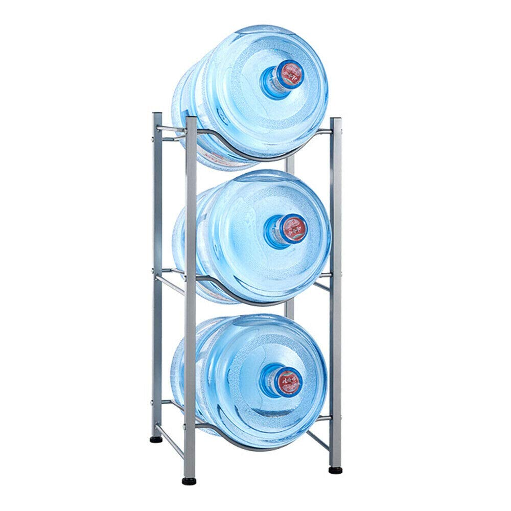 AVGDeals Bottle Storage 3-Tier Water Cooler Jug Rack Water Rack Detachable Heavy Rack   Durable, sturdy metal design by AVGDeals
