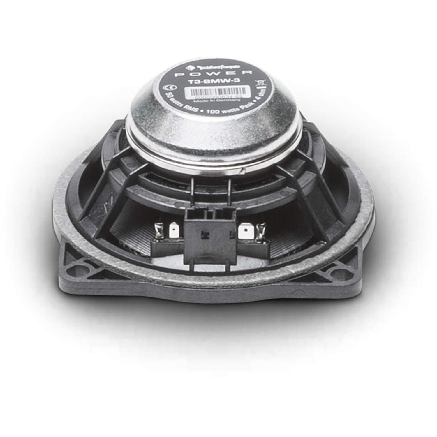 Rockford Fosgate Compatible for T3-BMW3 Power BMW 2-Way Component System Style-3