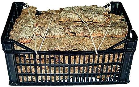 Caja con corcho para bricolaje, 5 kg: Amazon.es: Hogar
