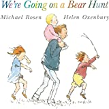 We're Going on a Bear Hunt by Michael Rosen - Paperback