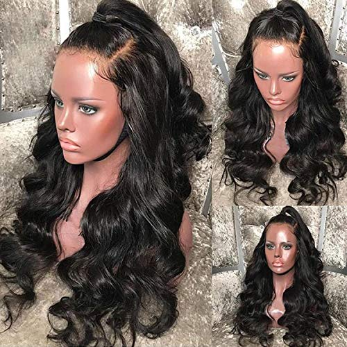Lace Front Human Hair Wigs Brazilian Body Wave Remy Wigs For Black Women Pre Plucked Lady night