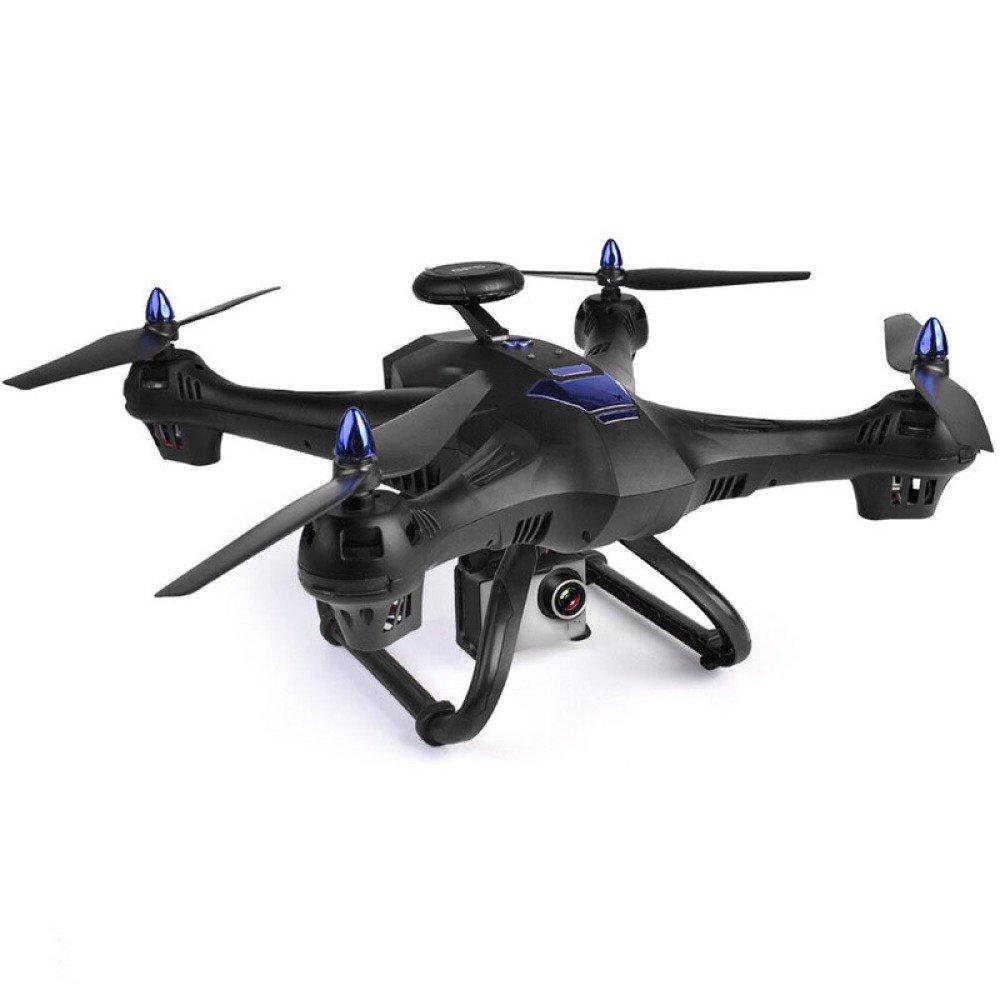 QAS Plano de RC aéreo Grande del Drone del Quadcopter,Negro ...