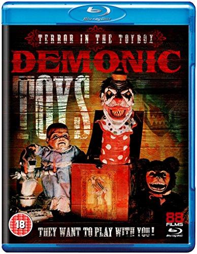Demonic Toys (Region Free) [PAL] [Blu-ray]