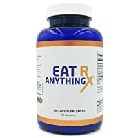 Eat Anything Rx Enzymes Fructose Malabsorption Aid Digestion & More with Prebiotics...