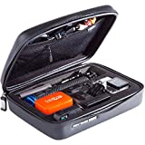 SP POV Elite Case for GoPro Camera Medium Black [GA0045]