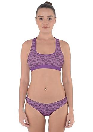 CowCow - Maillot une pièce - Femme Purple & Orange - vert - XXX-Large Offres De Liquidation Coût Le Plus Grand Fournisseur De Sortie Réduction Authentique Pas Cher Y73gHOH8