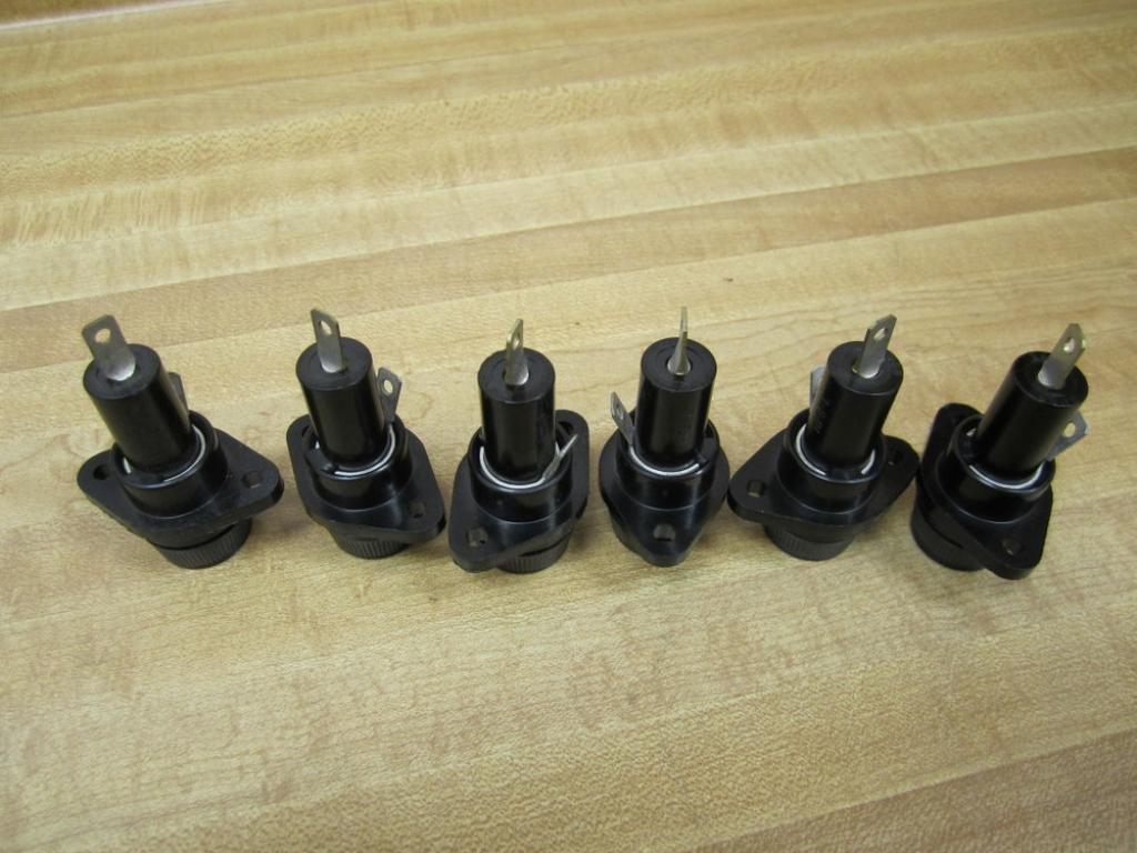 Bussmann HPS-L Fuse Holders HPSL (Pack of 6)