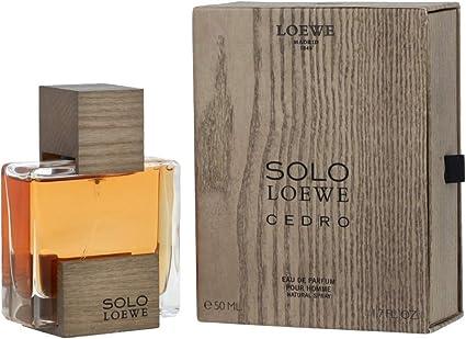 LOEWE SOLO LOEWE CEDRO EDP 50 ML: Amazon.es: Belleza