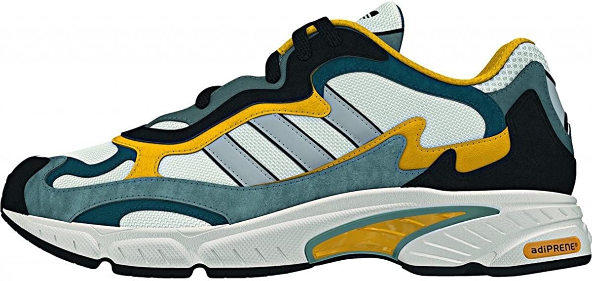 3f7f358dcb9b1 adidas Originals Temper Run adiPRENE Mens Trainers Shoe B25042 Size UK 11.5  Black-onix-white  Amazon.co.uk  Shoes   Bags