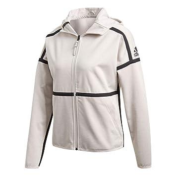 adidas Damen Z.n.e Reversible Jacke: : Sport & Freizeit