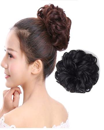 Amazon Com Barran Hairpiece Hair Wrap Scrunchie Scrunchy Updos