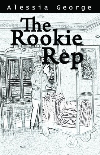 Book: The Rookie Rep by Alessia George