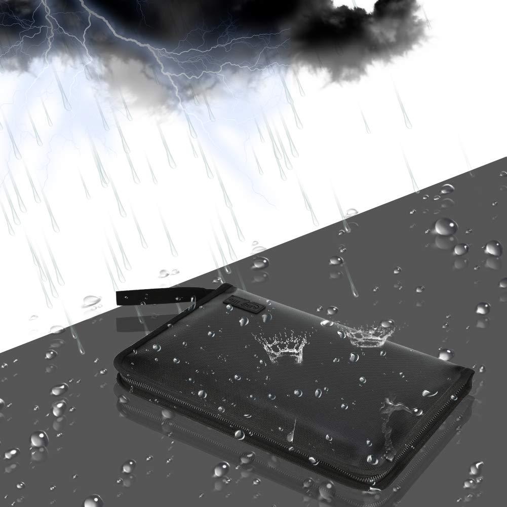 A4 Ordner//Wasserfest Dokumententasche Feuerfeste Dokumentenmappe 13 F/ächern F/ächermappe mit Rei/ßverschluss,Datei Organizer,Erweiterbar Ordnungsmappe Mappe,Tragbar Sortiermappe,Aktentasche Busine