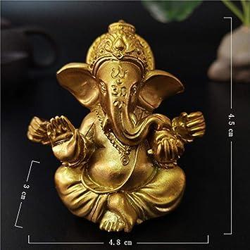 LALY A SHOP Or Seigneur Statue De Bouddha Éléphant Dieu ...