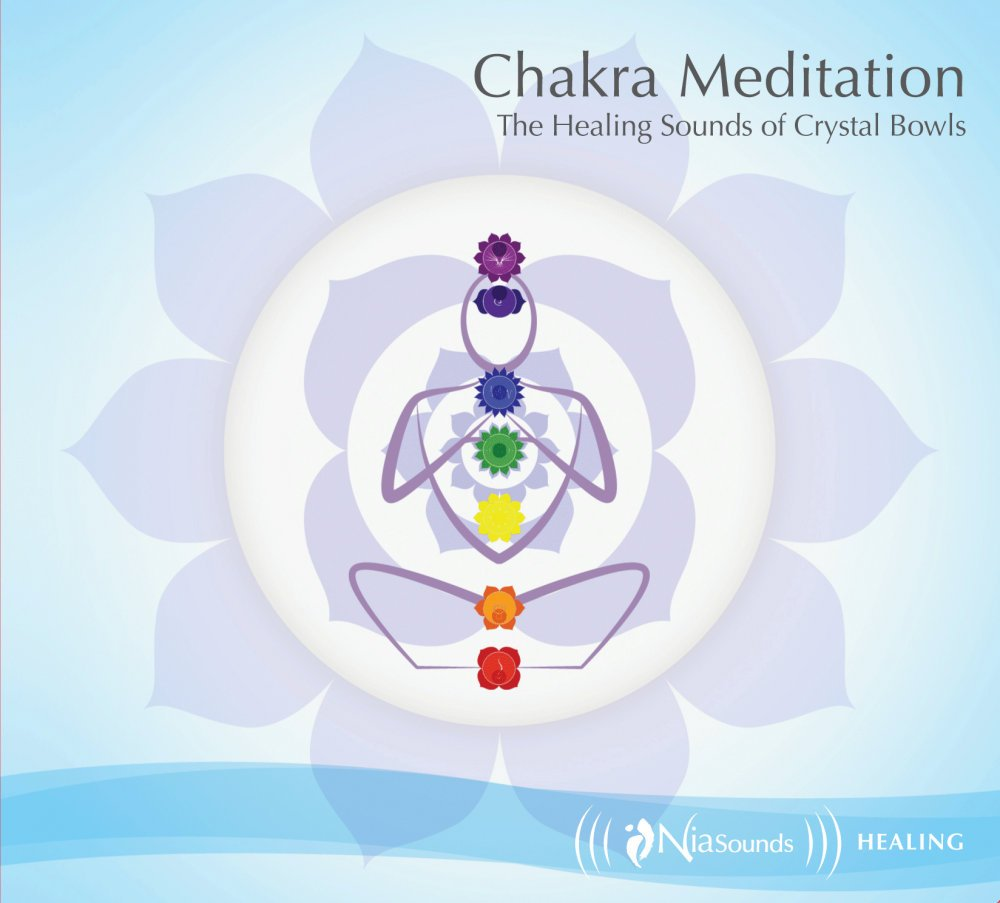 Chakra Meditation: The Healing Sounds of Crystal Bowls by NiaSounds