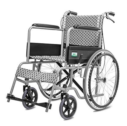 M-CH silla de ruedas Silla de ruedas plegable, con el ...